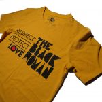 Respect Protect Love The Black Woman® Yellow Unisex Shirt