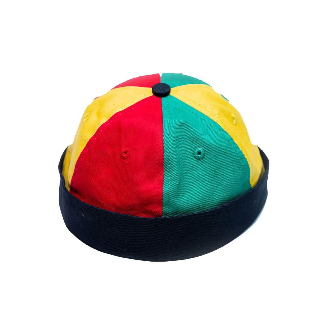 Black by Popular Demand® Multi-Color Brimless Docker Hat HGC Apparel
