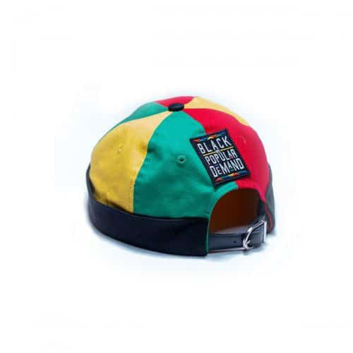 Black by Popular Demand® Multi-Color Brimless Docker Hat HGC Apparel