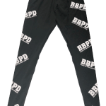 BLACK BY POPULAR DEMAND® BBPD Logo Spandex Leggings
