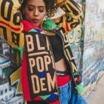 Black By Popular Demand® Unisex Homage Bomber Jacket