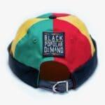 Black by Popular Demand® Multi-Color Brimless Docker Hat
