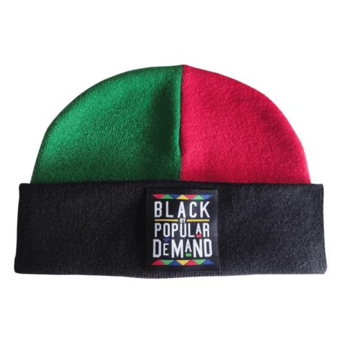 Black By Popular Demand® Homage Unisex Children's Beanie HGC Apparel