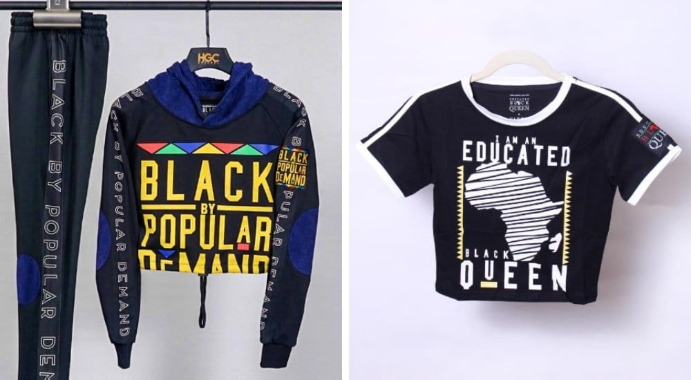 5 Black Fashion Brands We're Currently Obsessed With HGC Apparel