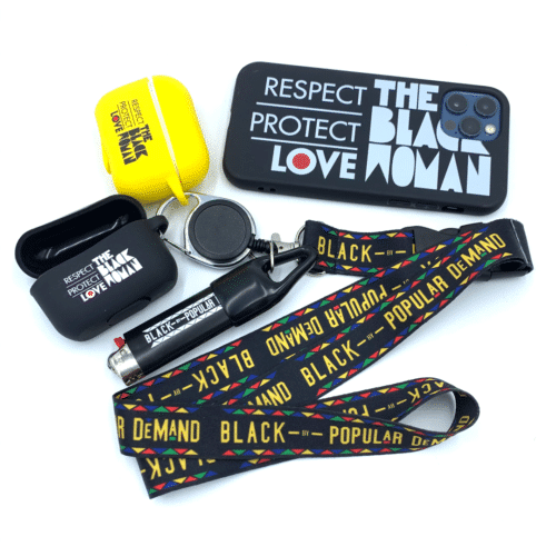 Respect Protect Love The Black Woman® Airpod Pro Case Set HGC Apparel