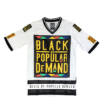 Black by Popular Demand® Unisex Hockey Jersey Shirt