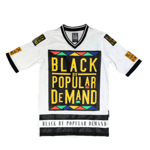 Black by Popular Demand® Unisex Hockey Jersey Shirt HGC Apparel