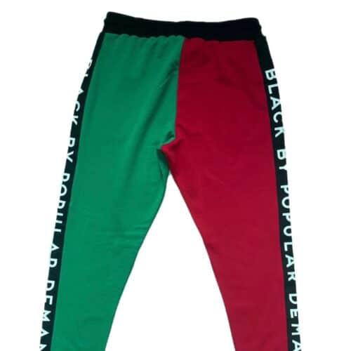 Black by Popular Demand® Homage Jogger Sweatpants HGC Apparel