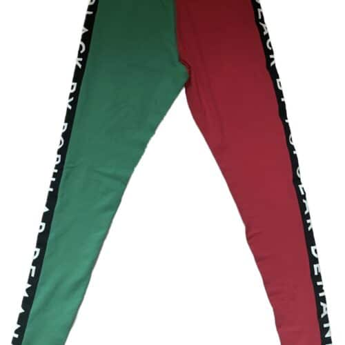 BLACK BY POPULAR DEMAND® Homage Spandex Leggings Pants HGC Apparel
