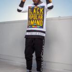 Black by Popular Demand® Unisex Long Sleeve Hockey Jersey